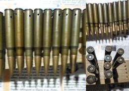 7.92 ...44 SEMI PERF._________NEUTRA_______PERCEES ..... VIDEES........... - Armes Neutralisées
