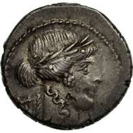 Monnaie, Claudia, Denier, Rome, SUP, Argent, Crawford:494/23 - Romaines