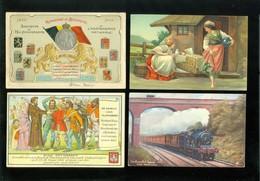 Beau Lot De 60 Cartes Postales De Fantaisie   Mooi Lot 60 Postkaarten Van Fantasie -  60 Scans - Ansichtskarten