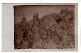 + 1463 , FOTO-AK, WK I, Mazedonien, Alince - Weltkrieg 1914-18