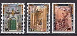Liechtenstein MNH Set - Museums