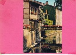 CP.  01.  CHATILLON  SUR  CHALARONNE. UN  COIN  DU  VIEUX  CHATILLON - Châtillon-sur-Chalaronne
