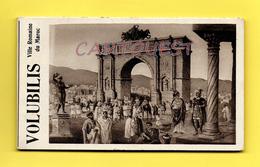 Album / Carnet De 10 Vues CPA Maroc Volubilis Et Moulay-Idriss Photo Flandrin Editions Mars Casablanca - Maroc