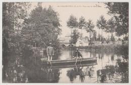 CPA 41 CELLETTES Vue Sur Le Beuvron - Autres Communes