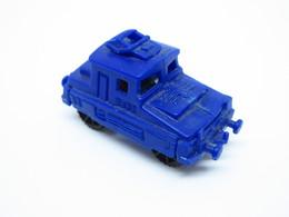 KINDER E-LOK MIT SCHWUNGRAD Bleu K91 56 D 1990 - Mountables