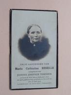 DP Maria Catharina RESELLE ( Joannes Tegenbos ) Moll 9 Sept 1848 - Herenthals 16 Juli 1926 ( Zie Foto's ) ! - Décès