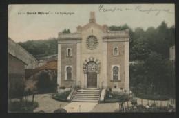 55 SAINT MIHIEL - La Synagogue - Saint Mihiel