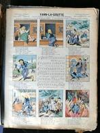IMAGERIE PELLERIN D'EPINAL - YANN-LA-GOUTTE - Série Aux Armes D'Epinal N°313 -  Histoires Et Scenes Humoristique - Old Paper