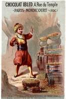 CHROMO CHOCOLAT IBLED ALI BABA - Ibled