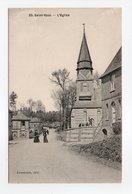 - CPA SAINT-VAAST (80) - L'Eglise 1909 - Edition Lemasson N° 20 - - France