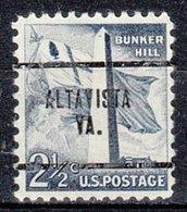 USA Precancel Vorausentwertung Preo, Locals Virginia, Altavista 259 - Vorausentwertungen