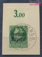 Bavière 154A Testés Oblitéré 1919 King Ludwig Avec Surcharge (8357929 (8357929 - Beieren