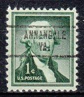 USA Precancel Vorausentwertung Preo, Locals Virginia, Annandale 734 - Vorausentwertungen