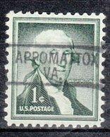 USA Precancel Vorausentwertung Preo, Locals Virginia, Appomatox - Vorausentwertungen