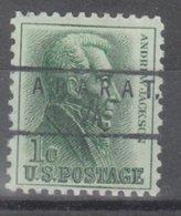 USA Precancel Vorausentwertung Preo, Locals Virginia, Ararat 803 - Vorausentwertungen