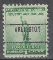 USA Precancel Vorausentwertung Preo, Locals Virginia, Arlington 263 - Vorausentwertungen