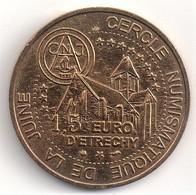 1.5 Euro Des Villes -  Etréchy 1996 - Euros Of The Cities