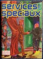 Services Spéciaux N° 54 - ( 1975 ) . - Bücher, Zeitschriften, Comics