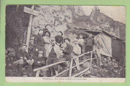 THANN : Nos Poilus Au Ballon De Guebwiller, Restaurant Des Fayots. 2 Scans. - Guerre 1914-18