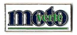 PRESSE - P36 - MOTO VERTE - Verso : PRODIMPORT - Medias