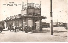 Leiden Station - Leiden