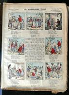 IMAGERIE PELLERIN D'EPINAL - LA BASSE BRETONNE (Illust. ?) - Série Aux Armes D'Epinal N°327 - - Old Paper