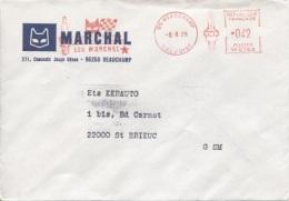 BEAUCHAMP - Ets MARCHAL - Enveloppe Commerciale - Otros