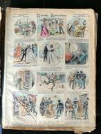 IMAGERIE PELLERIN D'EPINAL - MADAME BARBE-BLEUE (Illust. BLANCHET MAGON) - Série Aux Armes D'Epinal N°286 - Old Paper