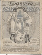 "CATALOGUE MAGASIN ""LA SAMARITAINE""- Nbreuses ILLUSTRATIONS - Advertising"