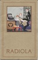 CATALOGUE RADIOLA - GUIDE Du MATERIELS - PARIS - Nbres Illustrations - 30 Pages - Pubblicitari
