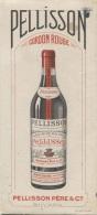 """BUVARD - PELLISSON Père & Co  """"CORDON ROUGE"""" (défauts Tache) - Food"""