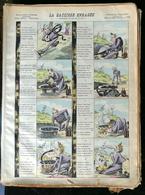 IMAGERIE PELLERIN D'EPINAL - LA SAUCISSE ENRAGÉE (Illust. PDY.) - Série Aux Armes D'Epinal N°236 - Old Paper