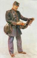 """FACTEUR DE VILLE DE 1882 - Carte Postale, """"REGIOPHILA 96"""" Oblitération 15/16 Juin 1996 à WITTELSHEIM 68 (2 SCANS). - Postal Services"""