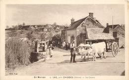 LAS Près CHIDDES- Le Centre Attelage. - Other Municipalities