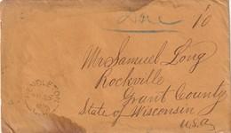 USA 1865 LETTRE DE PENDLETON - Vereinigte Staaten