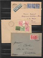 Colonie  Tunisie Vielles Lettre - Tunisie (1888-1955)