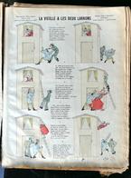 IMAGERIE PELLERIN D'EPINAL - LA VIEILLE & LES DEUX LARRONS (Illust. DUES) - Série Aux Armes D'Epinal N°137 - - Old Paper