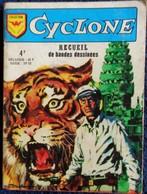 CYCLONE - Album N° 682 - Arédit  - ( 1974 ) - ( Contient Les N° : 1, 2, 3, 4, 5, 6 ) . - Bücher, Zeitschriften, Comics