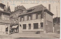 Brionne Le Bureau De Poste - Francia