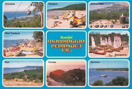 Postcard Mornington Peninsula Victoria Dromana Rye Portsea Sorrento Rosebud Blairgowrie My Ref  B23109 - Mornington Peninsula