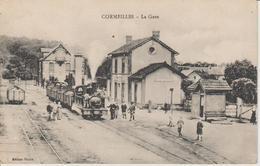 Cormeilles La Gare - Autres Communes