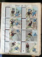 IMAGERIE PELLERIN D'EPINAL - POUR UN OS (Illust. P. DY.) - Série Aux Armes D'Epinal N°212 - - Old Paper