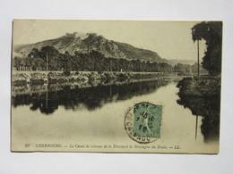Cherbourg, Le Canal De Retenue De La Divette Et La Montagne Du Roule - Cherbourg