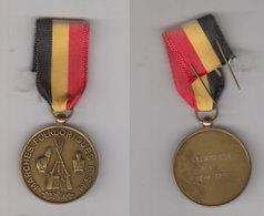 Médaille Marche Lausprelle  1973 - Populaire Kunst