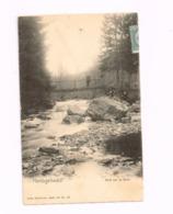 Pont Sur La Soor.Hertogenwald.Expédié De Jalhay à Verviers. - Jalhay
