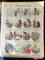 IMAGERIE PELLERIN D'EPINAL - GRABUGE ASTRONOMIQUE (Illust. H. HENNAULT) - Série Aux Armes D'Epinal N°245 - Old Paper