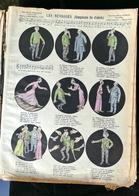 IMAGERIE PELLERIN D'EPINAL - LES NÉVROSÉS (Complainte Fin D'siècle) (Illust. ?) - Série Aux Armes D'Epinal N°135 - - Autres
