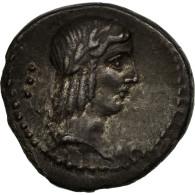 Monnaie, Calpurnia, Denier, Rome, TTB+, Argent, Crawford:340/1 - Roman
