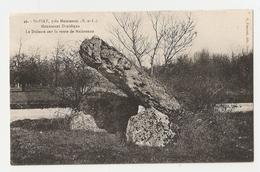 28 Saint Piat, Lot De 2 Cartes (dolmen / Dolmens) (A5p60) - France