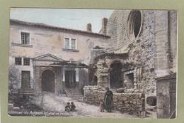 VILLENEUVE LES AVIGNONS  EGLISE EN RUINES - Villeneuve-lès-Avignon